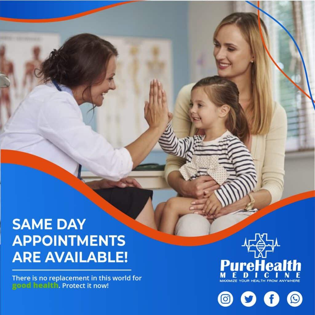 Pure Health Medicine LLC