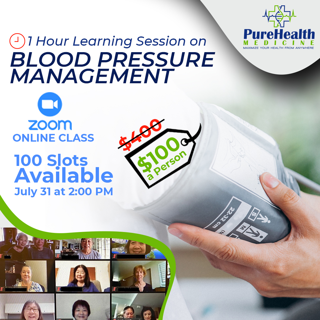How to Manage Hypertension? All You Need to Know About Blood Pressure Management Online